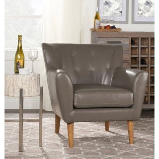 Kosas Home Dustin Slate Grey Club Chair