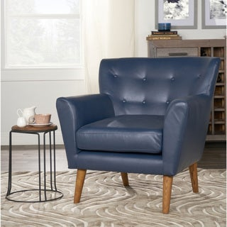 Kosas Collections Home Dustin Blue Club Chair