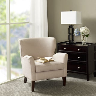 Madison Park Jude Natural Accent Chair