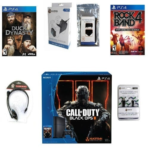 Shop Ps4 Call Of Duty Rock Band Holiday Bundle Overstock 13433034