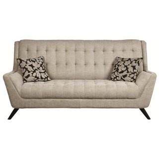Coaster Company Grey Chenille Sofa