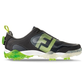 FootJoy Freestyle BOA Golf Shoes  Black/Light Green