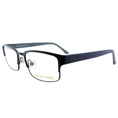 Michael Kors MK 347M 414 Black Metal 52mm Square Eyeglasses