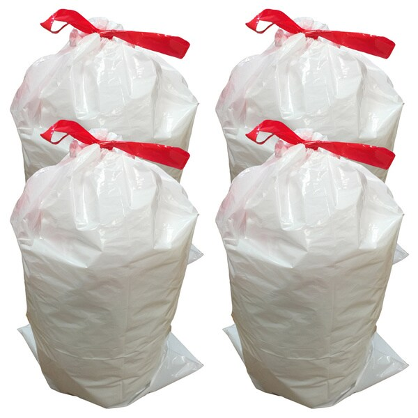 40pk Replacement Garbage Bags Fits Simplehuman Trash Bins 30l 8 Gallon Style G Free Shipping On Orders Over 45 13433297