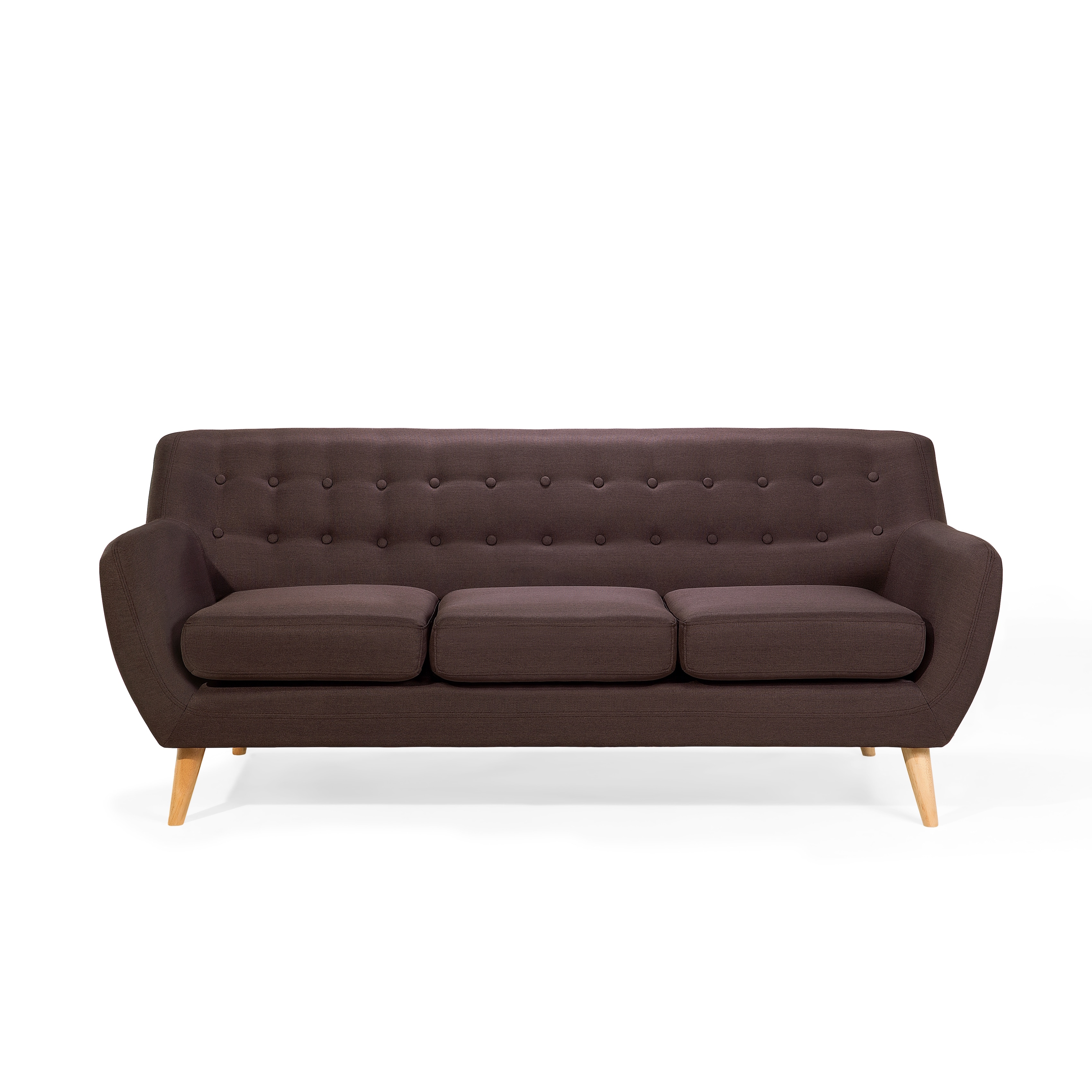 Captivating Mid Century Modern Tufted Sofa MODA