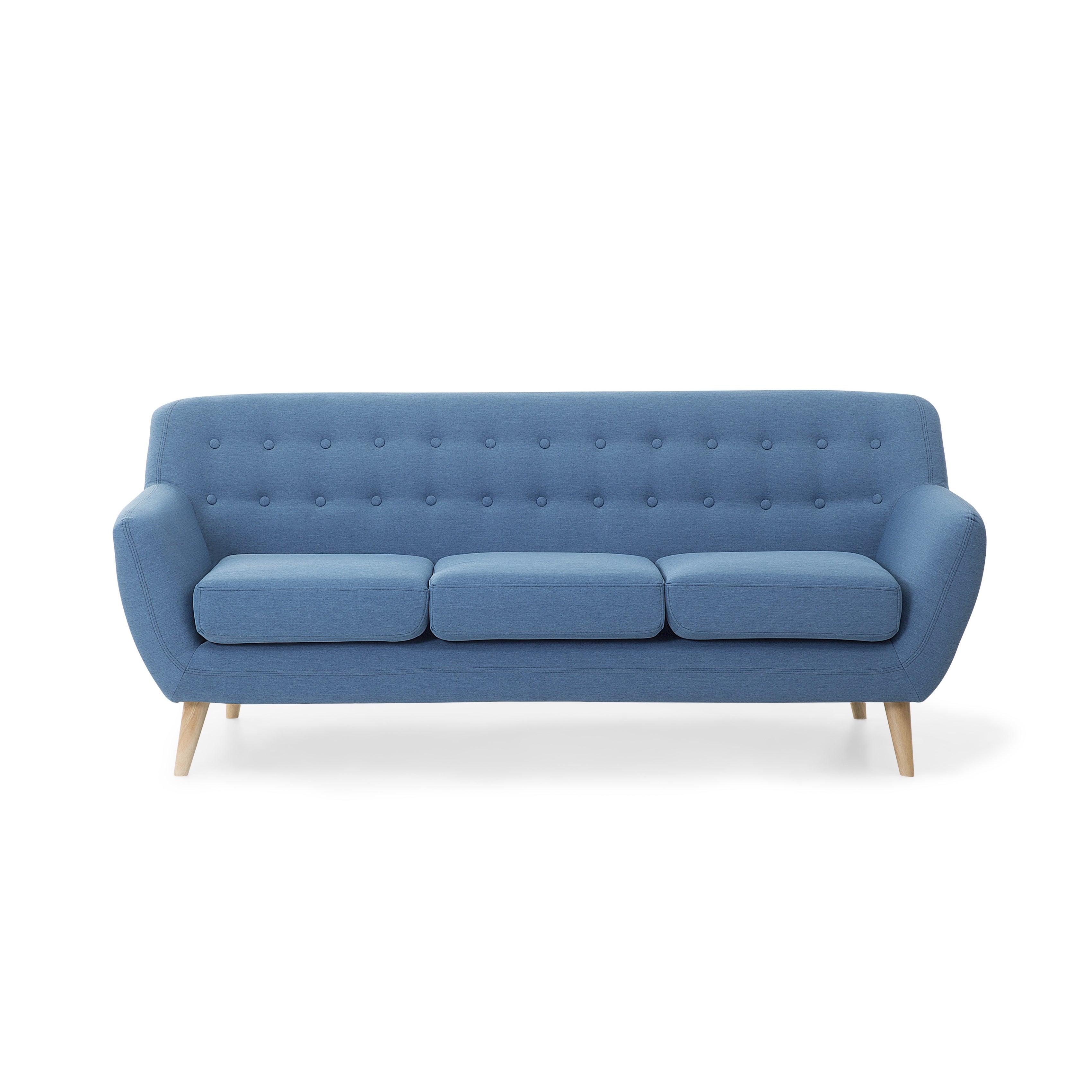 Mid Century Modern Tufted Sofa MODA