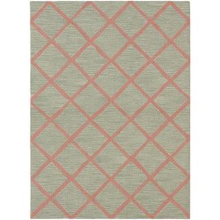 ECARPETGALLEY Handmade Kasbah Wool Rug
