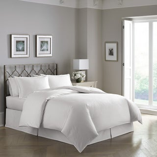 Luxurious Oversized Duvet Cover Set With Pearlized Helix Pattern