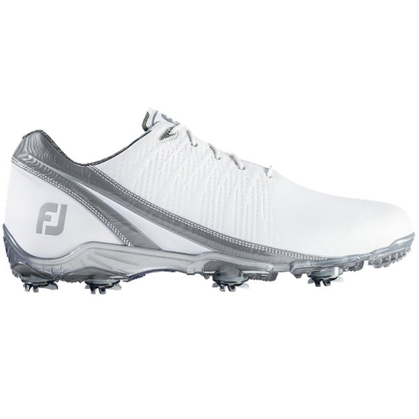 FootJoy DNA 2.0 Golf Shoes White/Silver