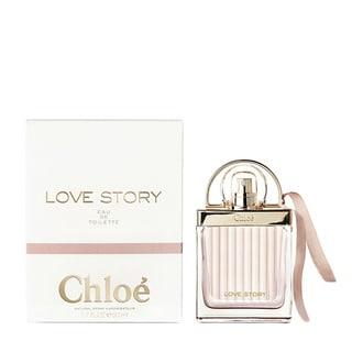 Chloe Love Story Women's 1.7-ounce Eau de Toilette Spray