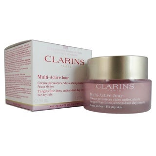 Clarins Multi-Active Jour 1.6-ounce Day Cream for Dry Skin