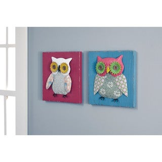Signature Design by Ashley Ody Multi Wall Decor Set (Set of 2)