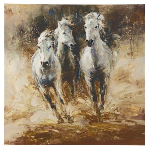 Odero Wild Horse Multi Wall Art