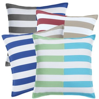 Southern Tide Skipjack Chino Pieced Decorative Throw Pillow