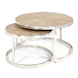Oscar Nesting Cocktail Tables (Set of 2)