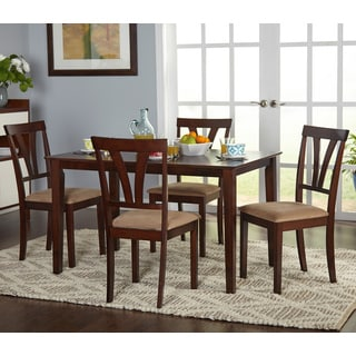 Simple Living 5-piece Frisco Dining Set