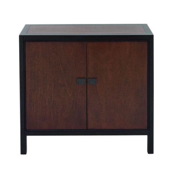 Benzara Wood 31 Inch Wide X 29 Inch High Cabinet Free