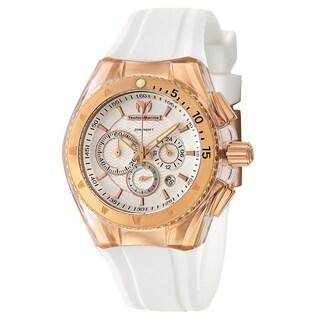 TechnoMarine Women's Rose Gold Plated Watch