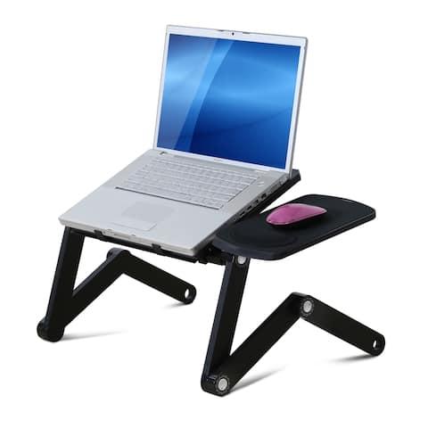 Furinno D1 Multi-Adjustable Ergonomic Laptop Bed Desk
