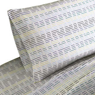 Christian Siriano Chic Stripe Sheet Set