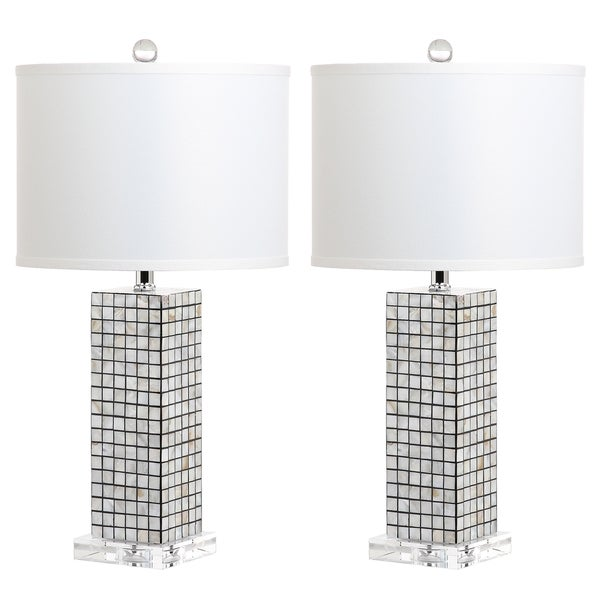 Safavieh Lighting 25.5-inch Skagway Table Lamp (Set of 2)