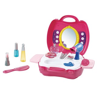 My Carry Along Beauty Salon Playset