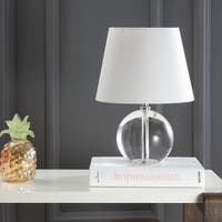"Safavieh Lighting 14-inch Mable Table Lamp - 10"" x 10"" x 14"""