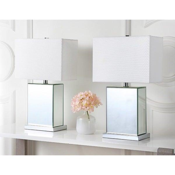 Safavieh Lighting 23-inch Dana Table L& (Set of 2)  sc 1 st  Overstock.com & Shop Safavieh Lighting 23-inch Dana Table Lamp (Set of 2) - On Sale ...