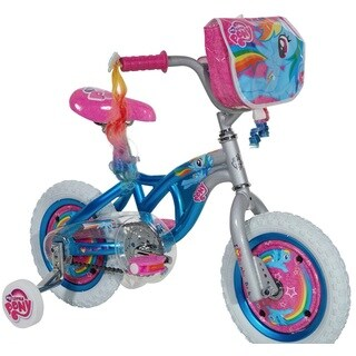 Dynacraft My Little Pony Steel 12-inch Bike