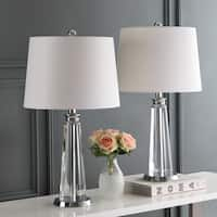 Safavieh Lighting 24.5-inch Carla Table Lamp (Set of 2)