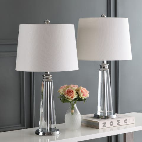 Safavieh Lighting 25-inch Carla Table Lamp (Set of 2)