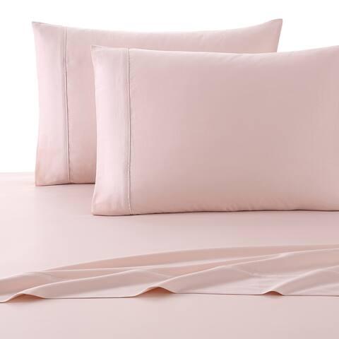 White Birch 300 TC Cotton Solid Sheet Sets