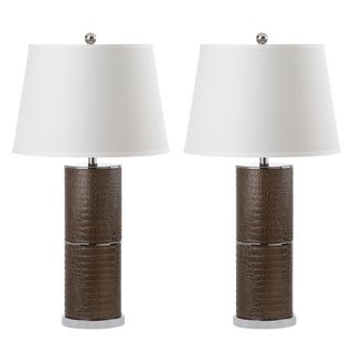 Safavieh Lighting Pearson 33-Inch Table Lamp (Set of 2)