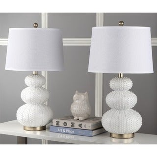 Safavieh Lighting Rita 28.5-Inch Table Lamp (Set of 2)