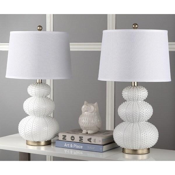 Safavieh Lighting Rita 28.5-Inch Table L& (Set of 2)  sc 1 st  Overstock & Safavieh Lighting Rita 28.5-Inch Table Lamp (Set of 2) - Free ... azcodes.com