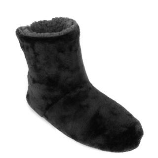 Leisureland Men's Fleece Lined Slippers