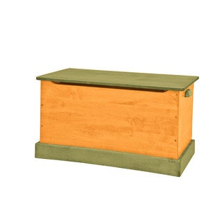 42 Inch Children's REAL WOOD Toy Box