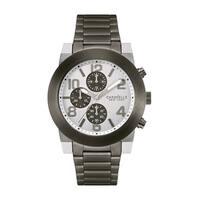 Caravelle New York Men's 45A127 Analog Display Quartz Grey Watch