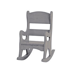 Children's REAL WOOD Rocking Chair