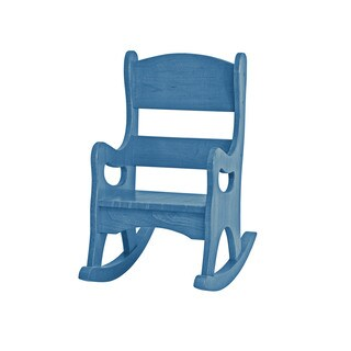 Children's REAL WOOD Rocking Chair (More options available)