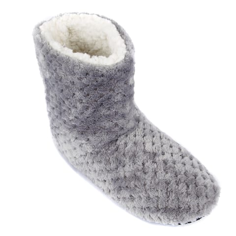 Leisureland Women's Fleece Lined Slippers
