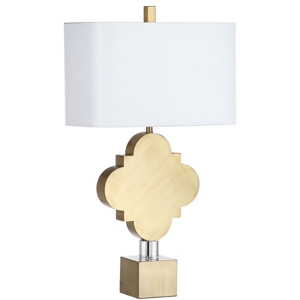 Safavieh Lighting 31.5-inch Marina Gold Table Lamp