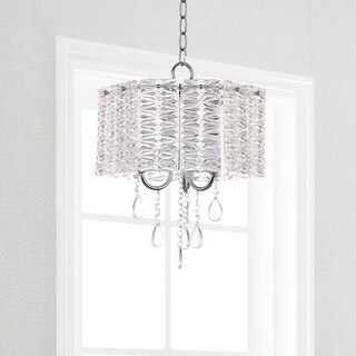 Safavieh Lighting Harlyn 3 Light 13.5-Inch Chandelier