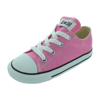 Converse C/T All Star Ox Pink Canvas Casual Shoe