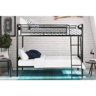DHP Rockstar Twin/ Twin Bunk Bed