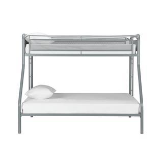 DHP Rockstar Twin/ Full Bunk Bed