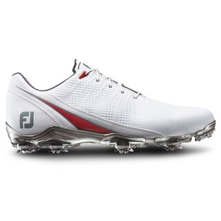 FootJoy DNA 2.0 Golf Shoes White/Red