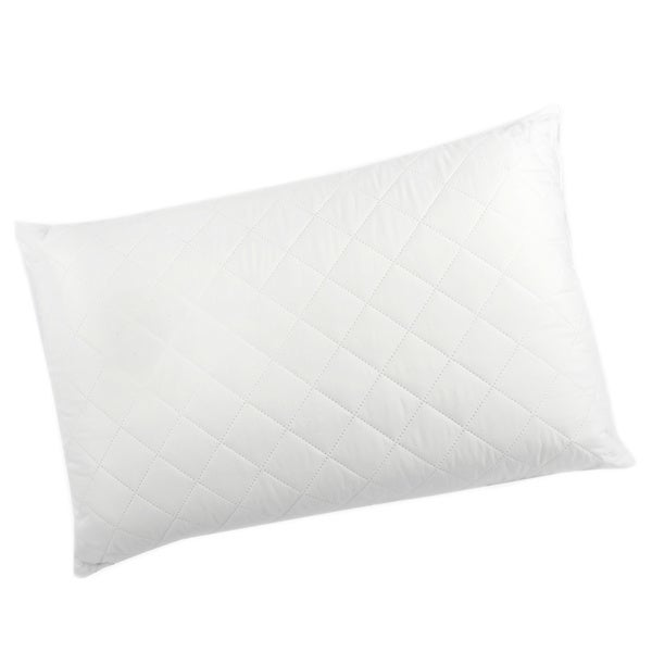 Sleep Basics Quilted Bed Pillow