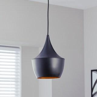 Safavieh Lighting 9.5-inch Larson Adjustable Edison Bulb Pendant