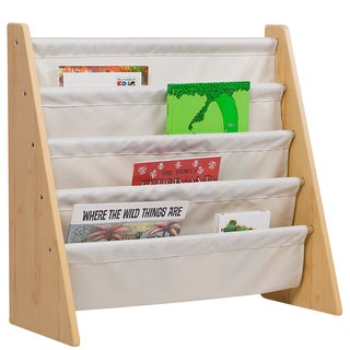Levels of Discovery Tan Sling Book Shelf